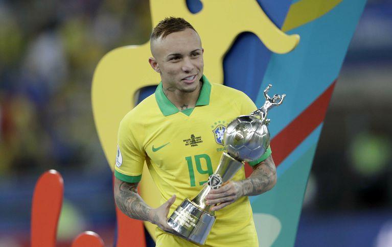 Everton Soares, la révélation « made in » Brésil